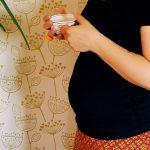 couture jupe de grossesse