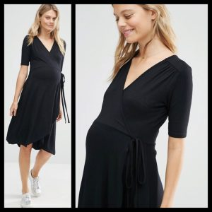 La fameuse robe croisée Asos : un coup de coeur